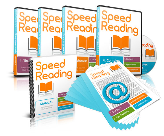 Speed Reading program